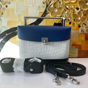 Botkier Lennox Lunchbox Crossbody Bag